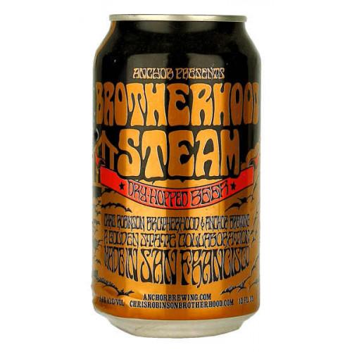 Anchor Brotherhood Steam Beer (B/B Date 01/07/19)