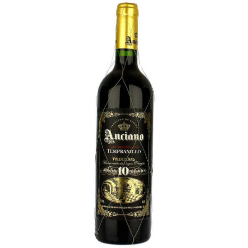 Anciano Gran Reserva 2004 Tempranillo 10 Year Old