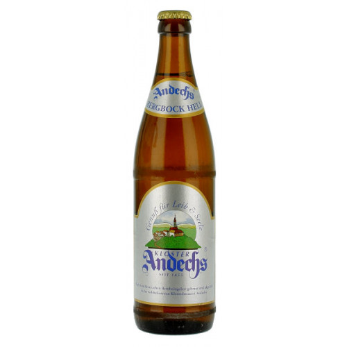 Kloster Andechs Bergbock Hell