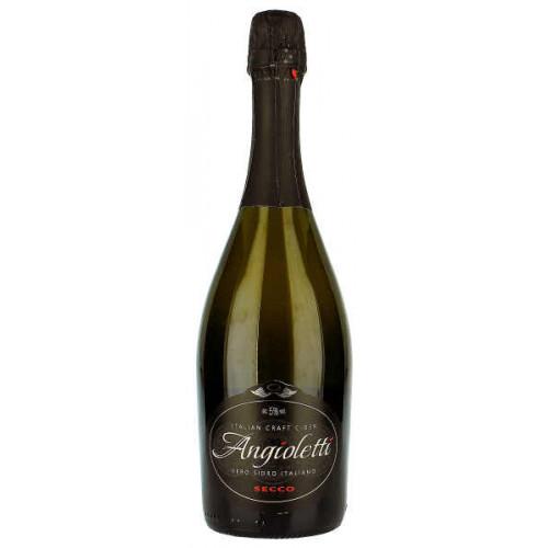 Angioletti Secco Sparkling Italian Craft Cider 750ml