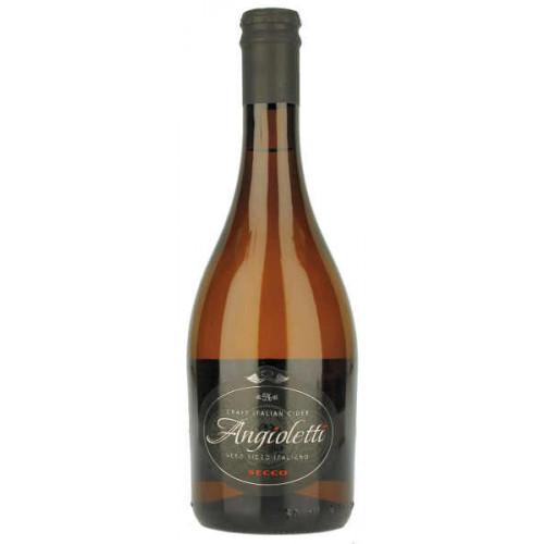 Angioletti Secco Sparkling Italian Craft Cider 500ml