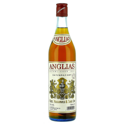 Anglias Brandy