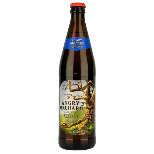 Angry Orchard Hard Cider 500ml