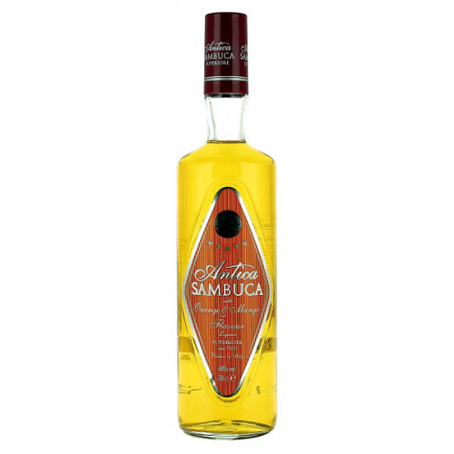 Antica Sambuca Orange and Mango