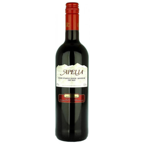 Apelia Dry Red Wine