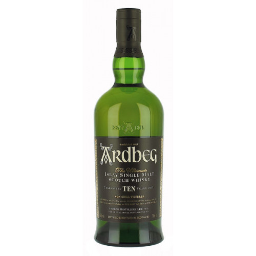 Ardbeg Single Malt 10 Years Old