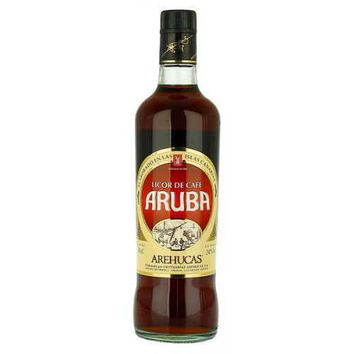 Arehucas Licor de Cafe Aruba