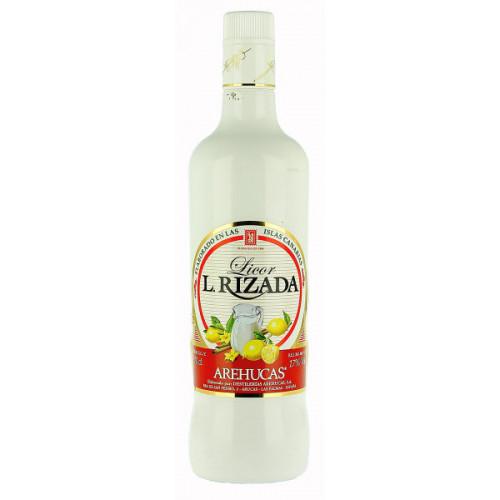 Arehucas Leche Rizada Liqueur