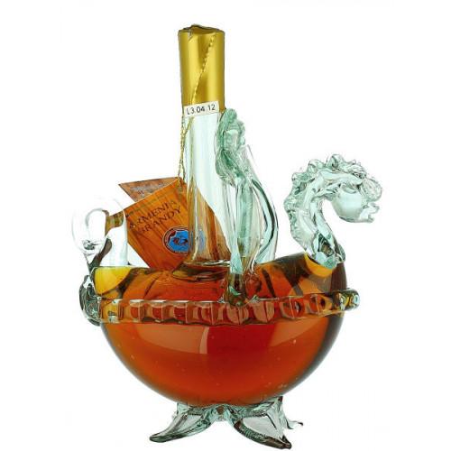 Armenian Brandy Viking Ship