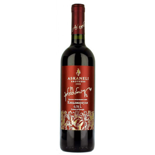 Askaneli Brothers Kindzmarauli Red Semi Sweet Wine