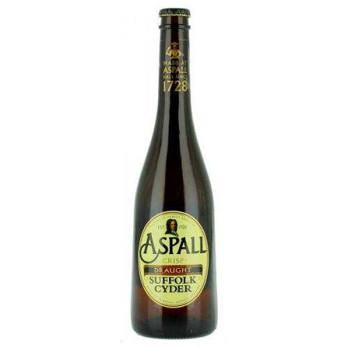 Aspalls Draught Suffolk Cider