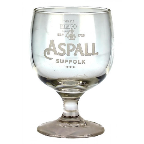 Aspalls Goblet Glass (Half Pint)