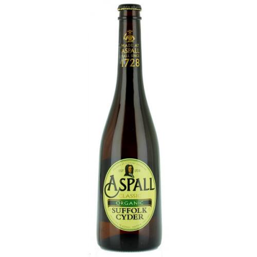 Aspalls Organic Suffolk Cider