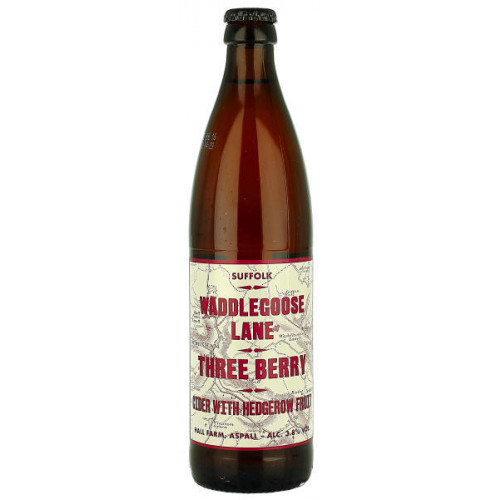 Aspalls Waddlegoose Three Berry