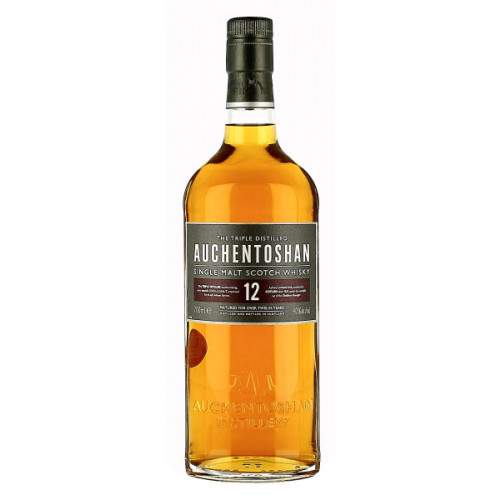 Auchentoshan Single Malt Aged 12 Years