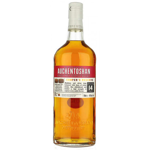 Auchentoshan Coopers Reserve 14 Year Old