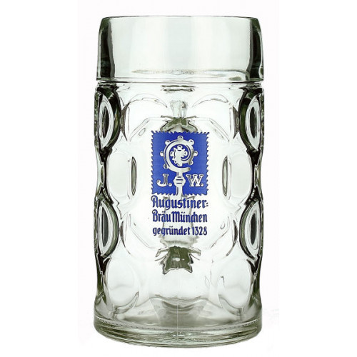 Augustiner Stein (Dimple Sided) 1L