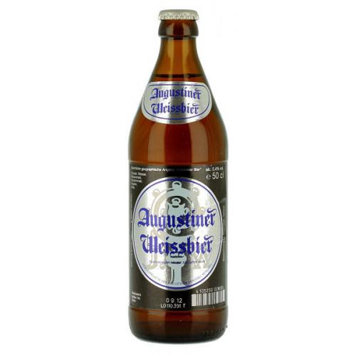 Augustiner Weissbier (B/B Date End 07/19)