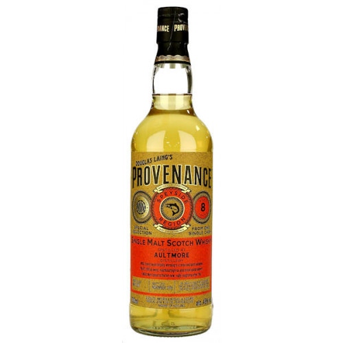 Aultmore 8 Year Old 2011 Provenance (Douglas Laing)
