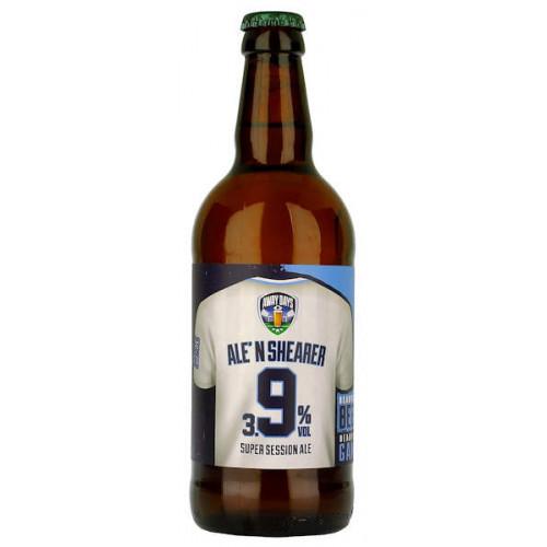 Away Days Ale'N Shearer