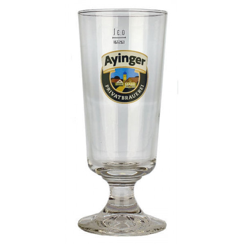 Ayinger Pokal Glass 0.3L