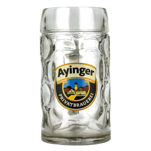 Ayinger Stein (Dimple Sided) 0.5L