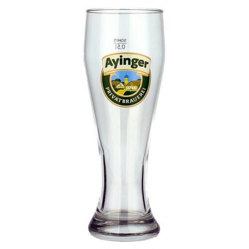 Ayinger Weizen Glass 0.5L