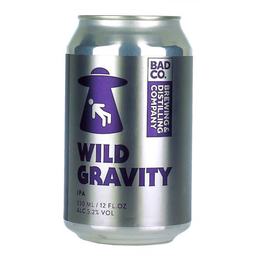 BAD Wild Gravity Can