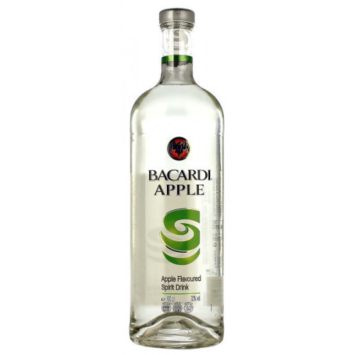 Bacardi Apple 1 Litre