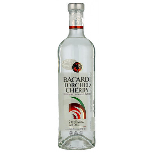 Bacardi Torched Cherry