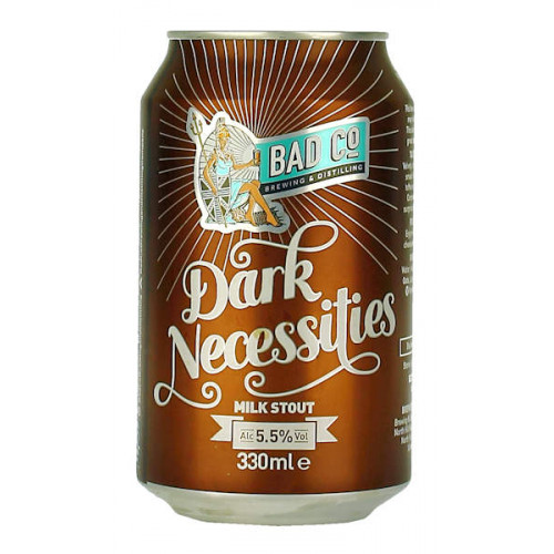 BAD Dark Neccessities Can