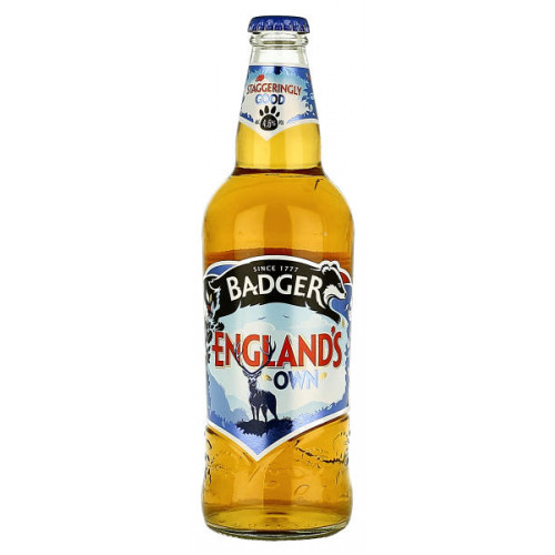 Badger Englands Own