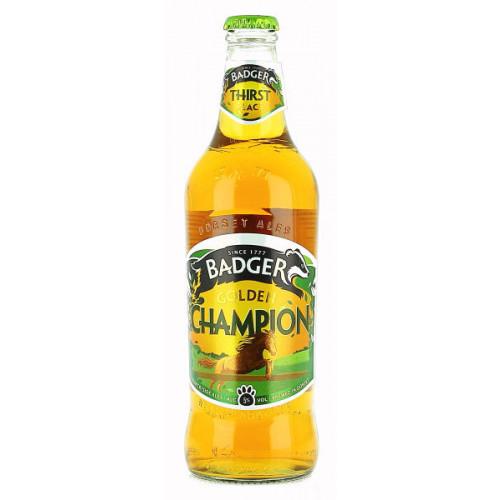 Badger Golden Champion Ale