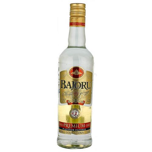 Bajoru Premium Gold Vodka