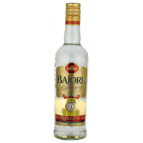 Bajoru Premium Gold Vodka
