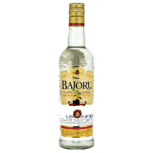 Bajoru Vodka with Linden Blossoms