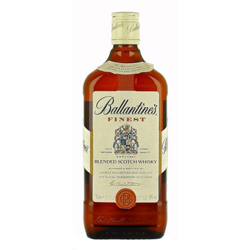 Ballantines Finest Blended Whisky