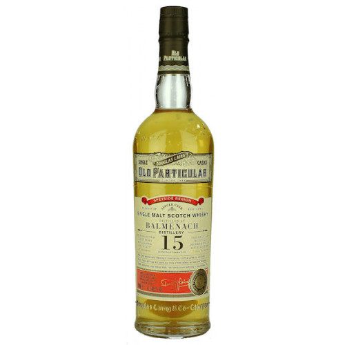 Balmenach 15 Year Old 2004 Old Particular (Douglas Laing)