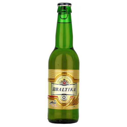 Baltika No0 Alcohol Free Grain