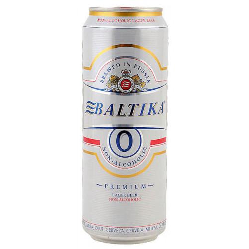 Baltika Alcohol Free Premium Can