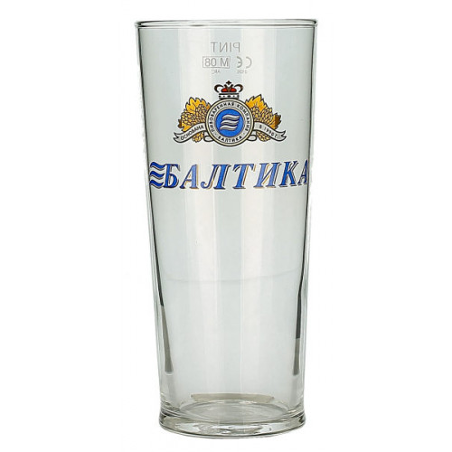 Baltika Glass (Pint)