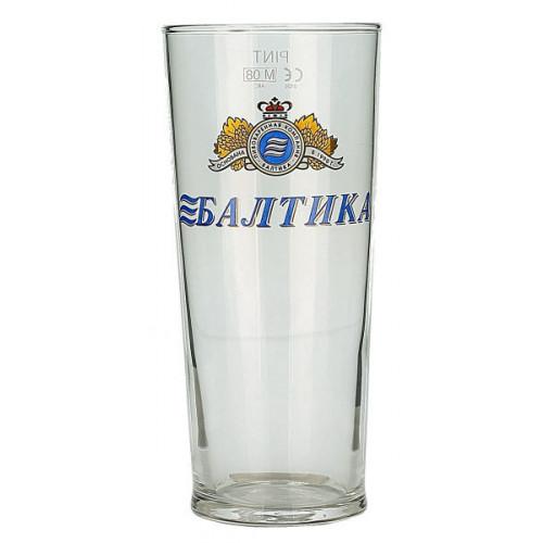 Baltika Glass (Pint)