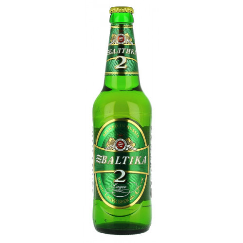 Baltika No2 Lager