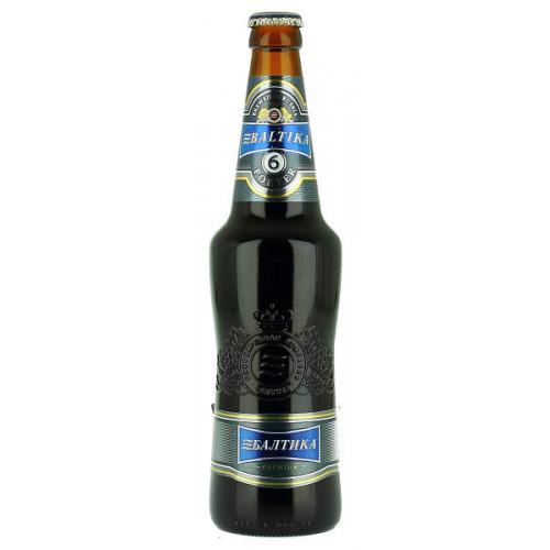 Baltika No6 Porter Premium