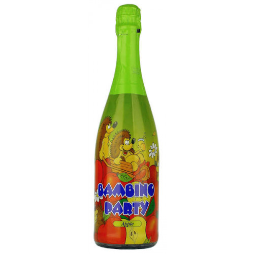 Bambino Party Apple Non Alcoholic Party Drink