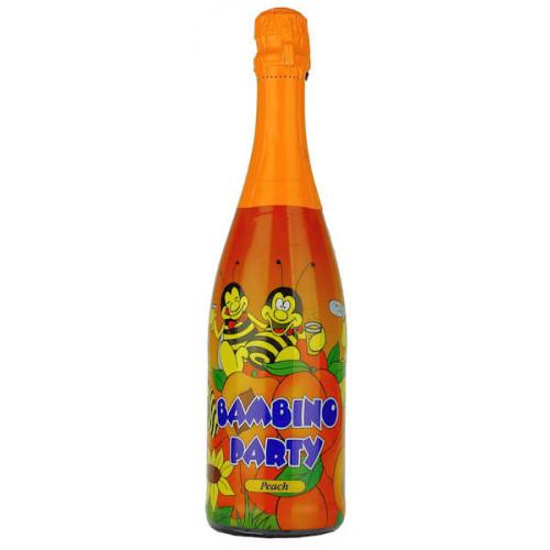 Bambino Party Peach Non Alcoholic Party Drink