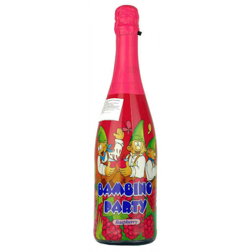 Bambino Party Raspberry Non Alcoholic Party Drink