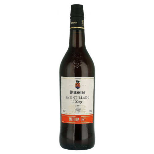 Barbadillo Amontillado Sherry