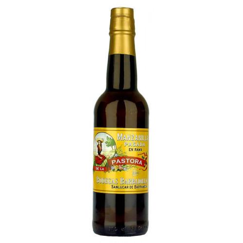 Barbadillo Manzanilla Pasada En Rama De La Pastora Sherry 375ml