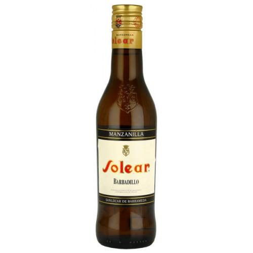 Manzanilla Solear Barbadillo Sherry 375ml